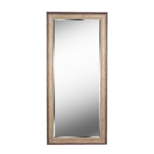 Foundry Select Brunswick Floor Leaner Full Length Mirror
