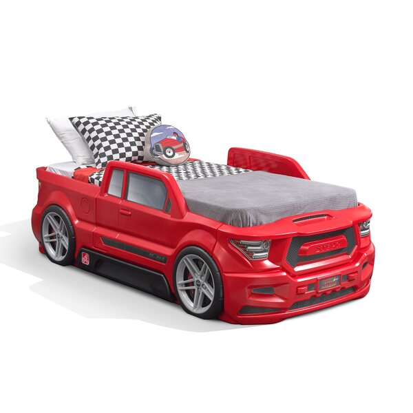 Turbocharged Twin Car Bed by Step2