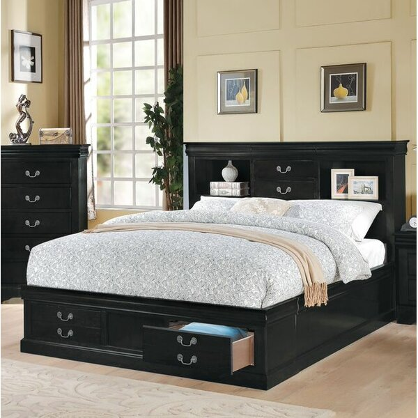 Covertt Standard Bed with Storage by Darby Home Co