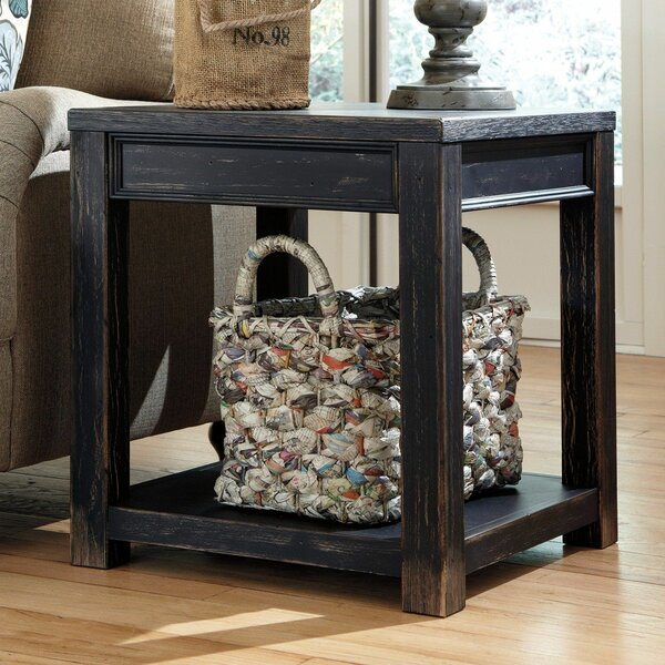 Review Arago End Table
