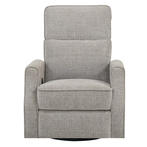 Kuykendall Manual Swivel Glider Recliner by Latitu