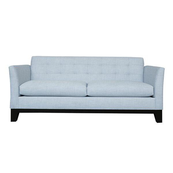 Hassen Sofa Settee by Brayden Studio