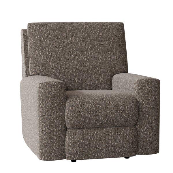 Alliser Rocking Reclining Chair by Wayfair Custom Upholstery?? Wayfair Custom Upholstery�??