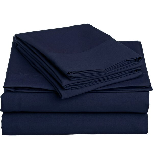 4 Piece Twin Sheet Set by Off To Bed