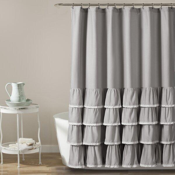 Urban Shower Curtain by Harriet Bee