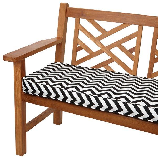 Flair Indoor/Outdoor Bench Cushion by Latitude Run