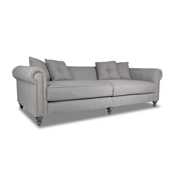 Etchison Plush Deep Chesterfield Sofa by Darby Home Co