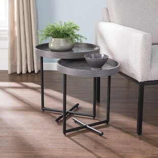 Twitchell 2 Piece Nesting Tables