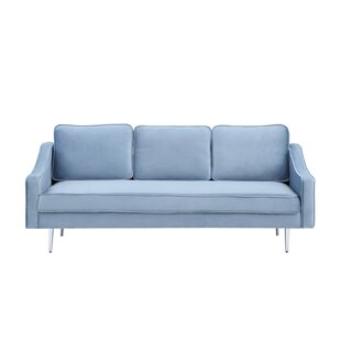 Morden Style Couch Furniture Upholstered Armchair And Three Seat Sofa(1+3 Seat) by Mercer41