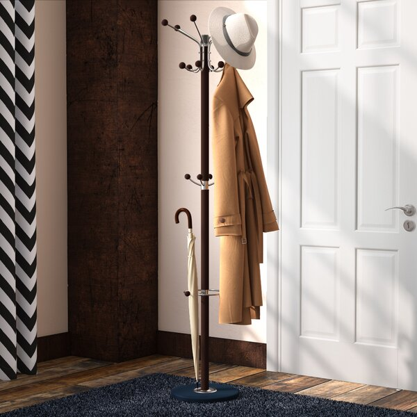 Carte Coat Rack by Ebern Designs