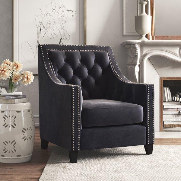 Pearson Tufted Armchair by Kelly Clarkson Home Kelly Clarkson Home