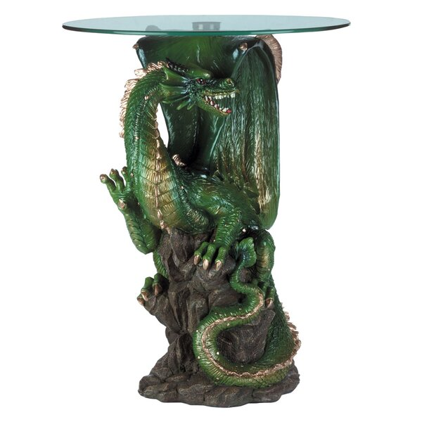 Dragon End Table by Zingz & Thingz