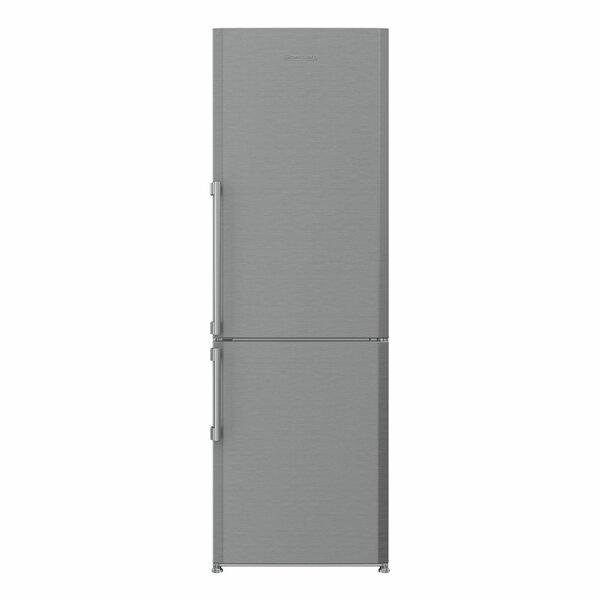 11.35 cu. ft. Energy Star Counter Depth Bottom Freezer Refrigerator with LED Lighting by Blomberg