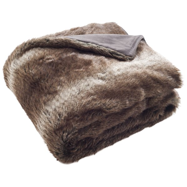 Nathanson Throw Blanket By House Of Hampton.