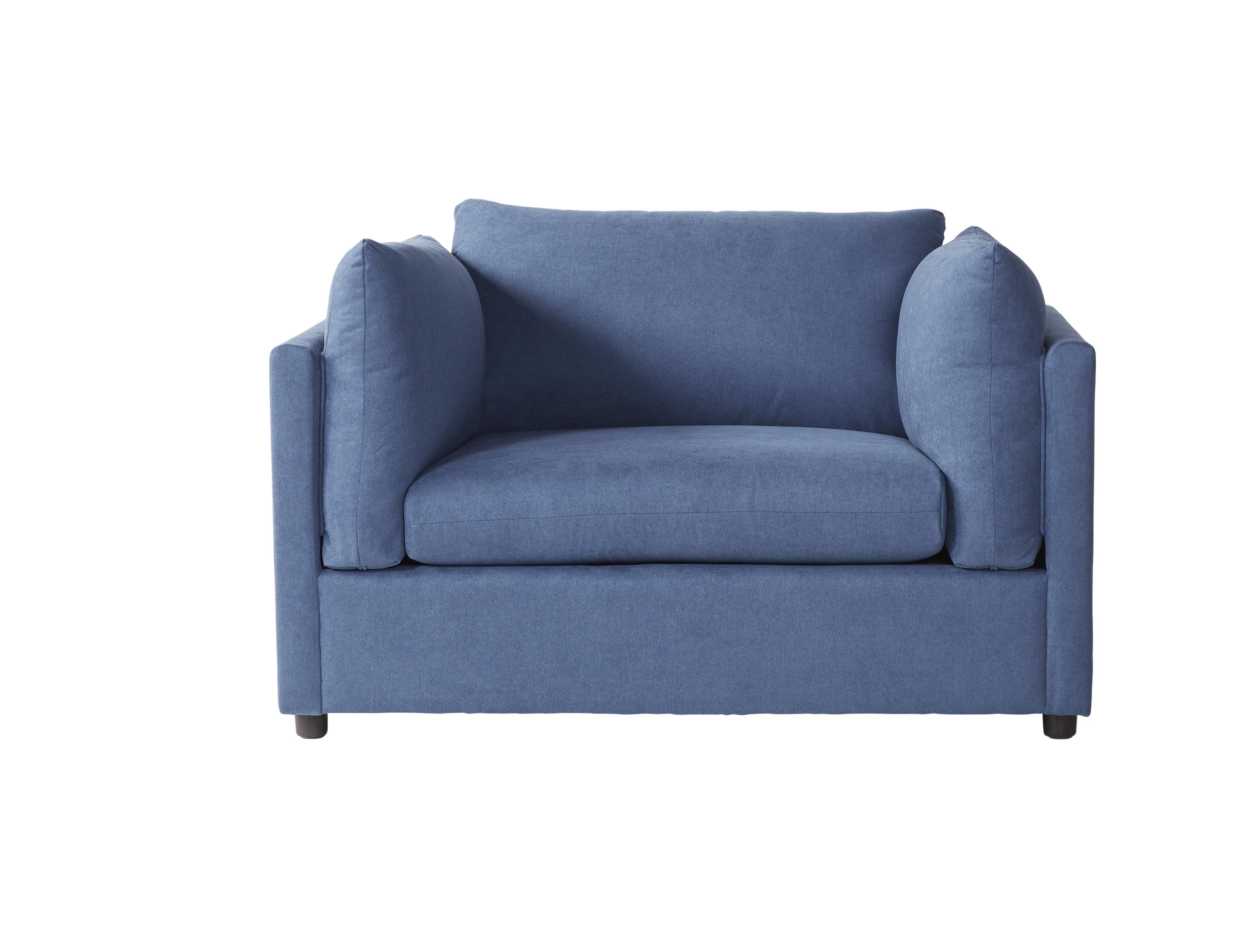 Ivy Bronx Mauk Cuddle Chair And A Half Wayfair