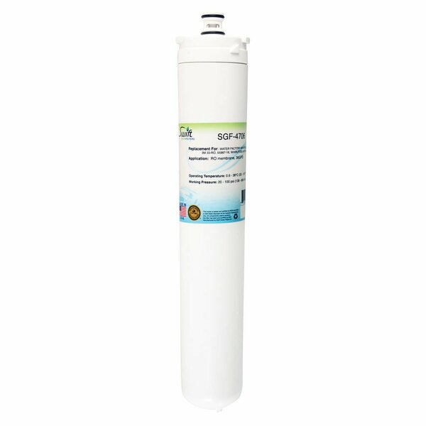3M Water Factory Under Sink Replacement Filter by Swift Green Filters