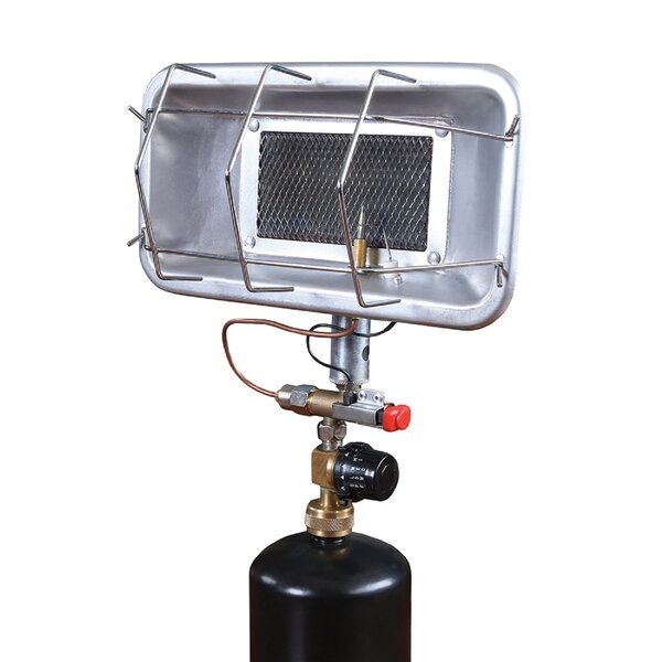 Deluxe Golf 3500 BTU Propane Tabletop Patio Heater by Stansport