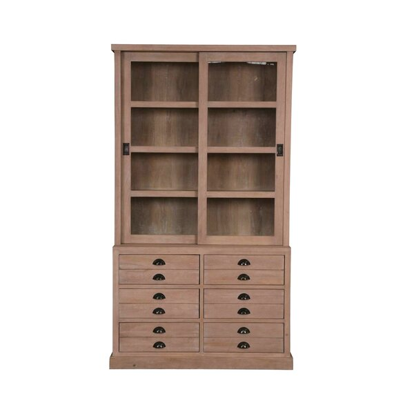 Gretta Standard Bookcase by Gracie Oaks
