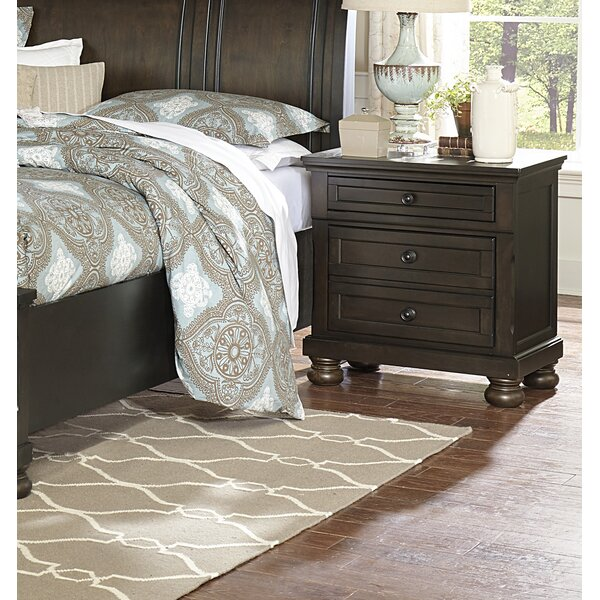 Dianna 2 Drawer Nightstand By Charlton Home by Charlton Home Great Reviews
