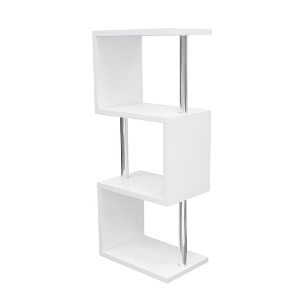 X-Series 58 Accent Shelves Bookcase by Diamond Sofa