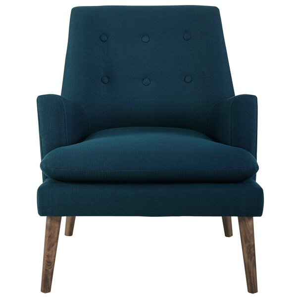 Giglio Upholstered Armchair by George Oliver