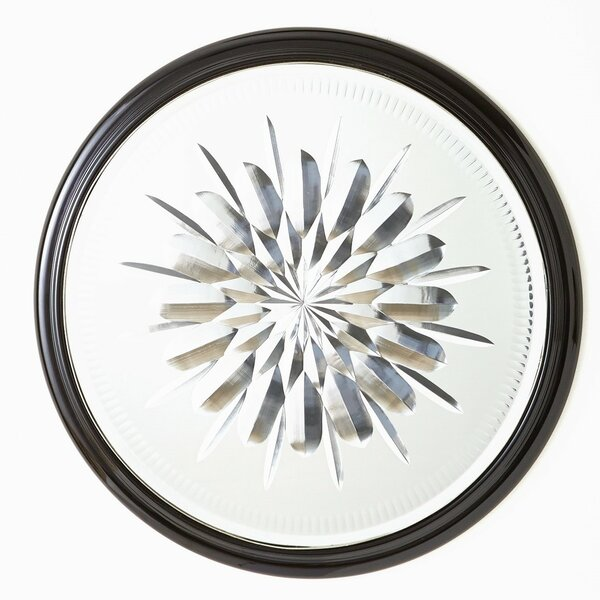 Star Cut Accent Mirror by Global Views
