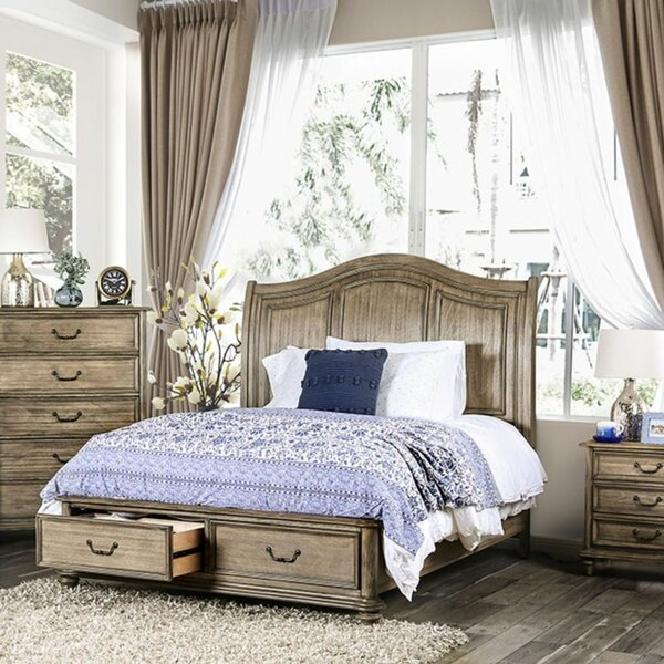 Schwanke Queen Storage Platform Bed by Canora Grey