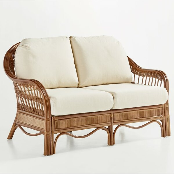 Sales-priced Wittig Loveseat by Bay Isle Home by Bay Isle Home