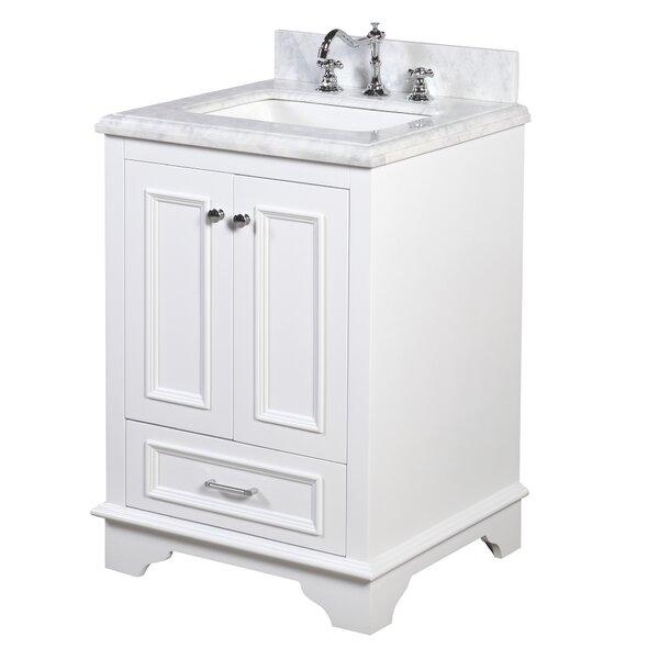 Nantucket 24 Single Bathroom Vanity Set by Kitchen Bath Collection