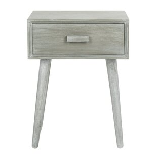 Lovely Grey End + Side Tables