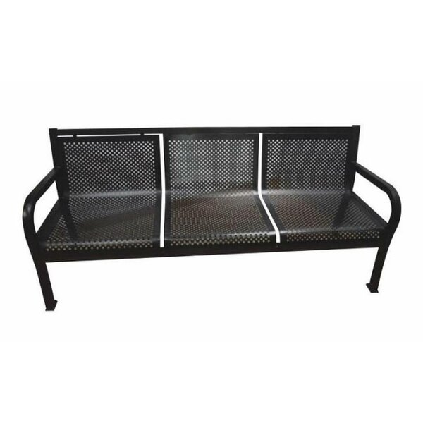 Metro Steel Garden Bench by DC America