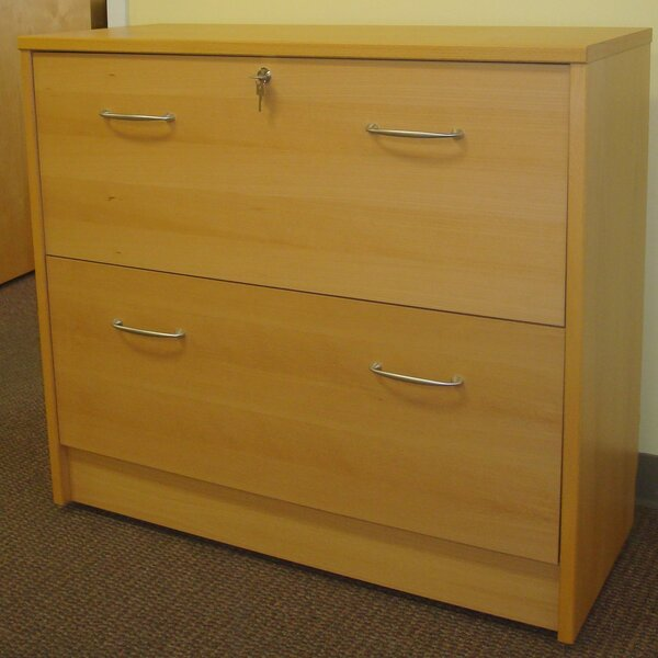 2-Drawer File Cabinet by Wildon Home ®