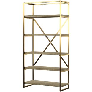 Crosier Etagere Bookcase by Mercury Row