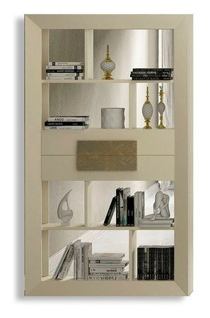 Laivai Standard Bookcase By Everly Quinn
