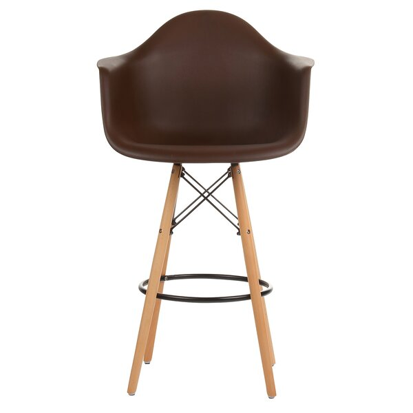 Baity 26.5 Bar Stool by George Oliver