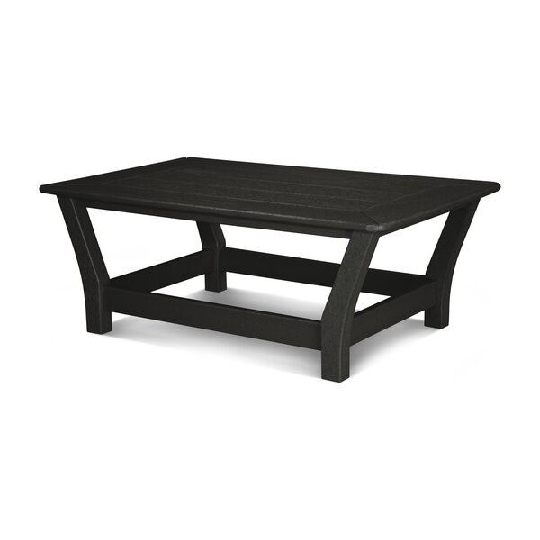 Harbour Slat Coffee Table by POLYWOOD®