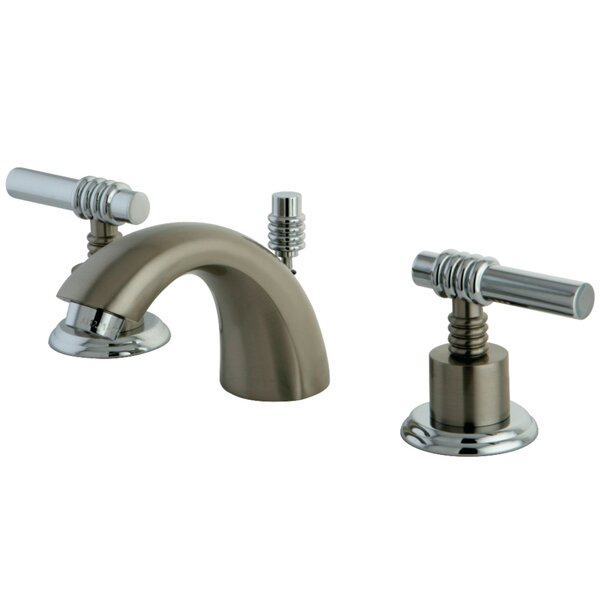 St. Charles Widespread Faucet Bathroom Faucet With Drain Assembly By Elements Of Design