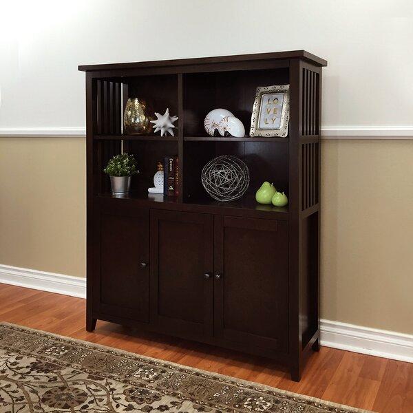 Fella 2-Tier Standard Bookcase by Red Barrel Studio