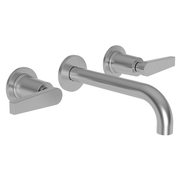 Dorrance Lavatory Wall Mounted Bathroom Faucet by Newport Brass Newport Brass