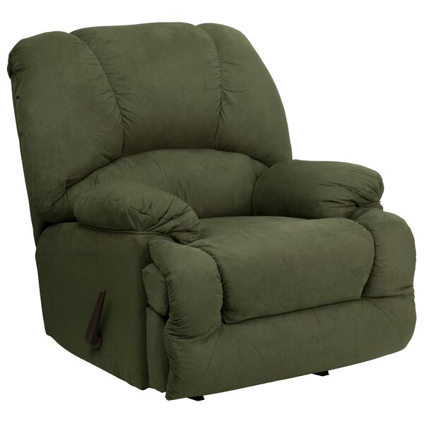 Bowler Manual Rocker Recliner