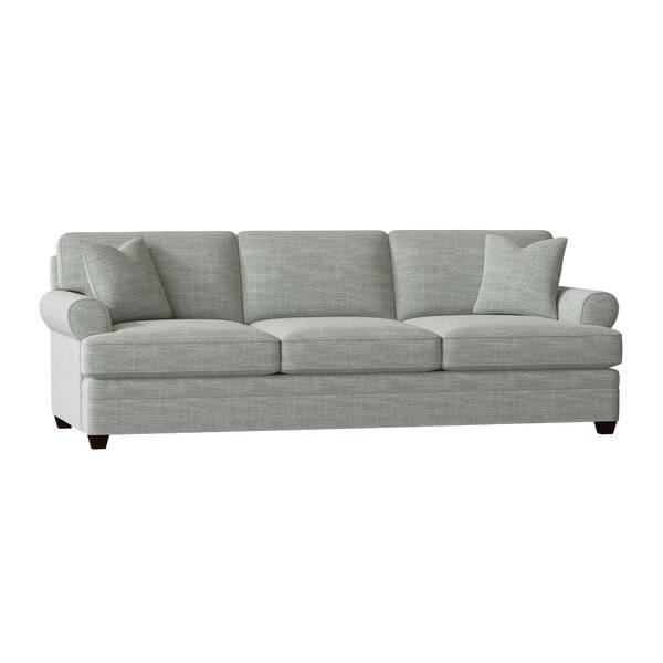 Living Your Way Rolled Arm Extra Large Sofa By Wayfair Custom Upholstery™
