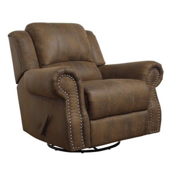 Haslingden Manual Swive Recliner By Darby Home Co