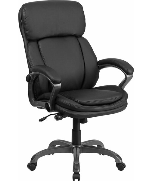 Mccrea High-Back Ergonomic Executive Chair by Latitude Run