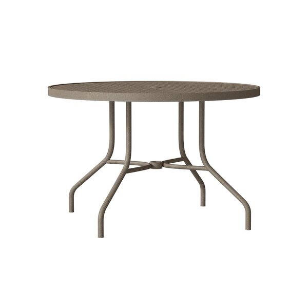 Boulevard Metal Chat Table by Tropitone