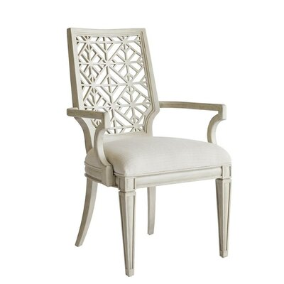 Armchair Frame Oyster Pearl