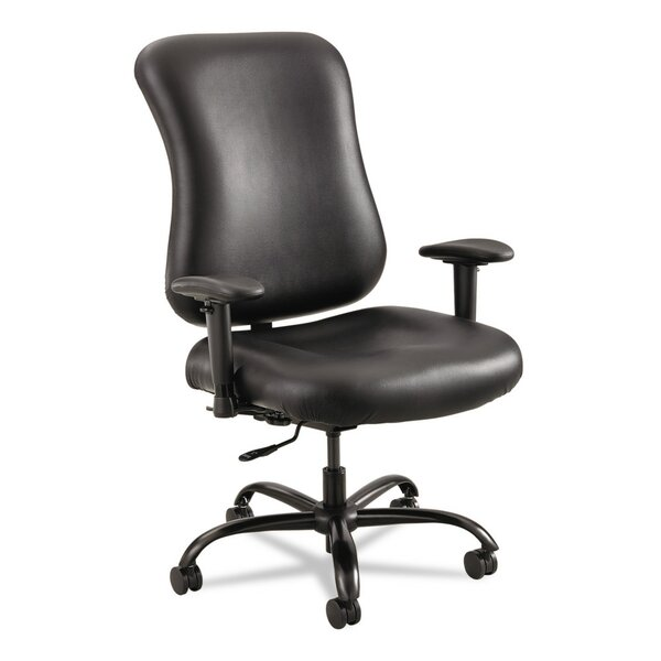 Optimus Leather Executive Chair by Safco Products Company