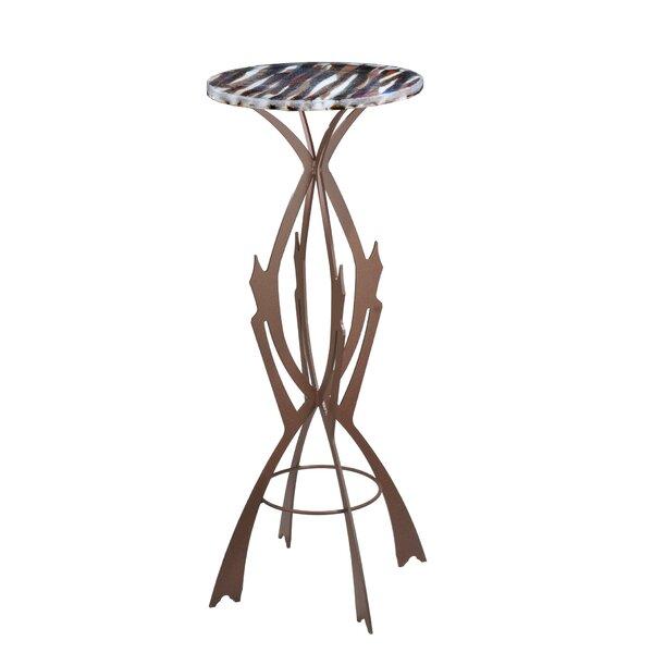 Marina Fused End Table By Meyda Tiffany