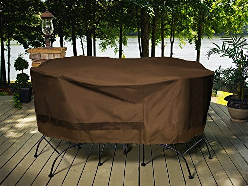 7 Piece Dining Set Cover by Freeport Park
