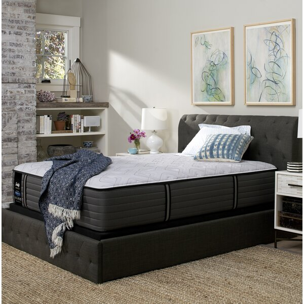 Response™ Premium 14.5'' Cushion Firm Tight Top Mattress and Box Spring by Sealy