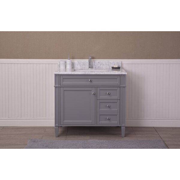 Freeland 36 Single Bathroom Vanity Set by Charlton Home